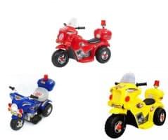 אופנוע ממונע לילדים רק ב₪179!