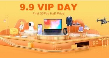 BANGGOOD VIP DAY נפתח! הטבות, קופונים ומבצעים שווים!