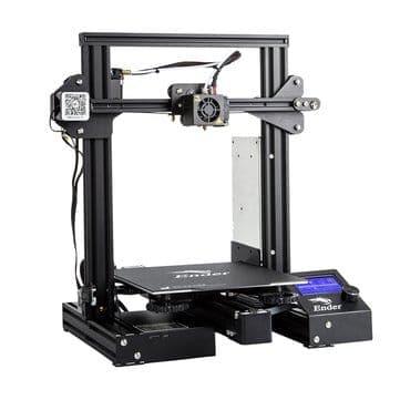 """מדפסת תלת מימד – Creality 3D® Ender-3 Pro ב297.07$ / 1008 ש""""ח"""