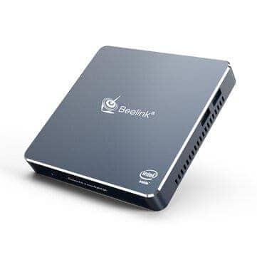 "Beelink Gemini M – מיני מחשב חדש ומשודרג! החל מ562 ש""ח / 164.89$ עם משלוח וביטוח מס! רק 184.89$ לדגם 256GB! (ירידת מחיר!)"