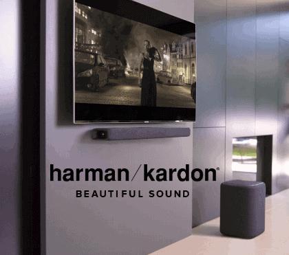 בלעדי לחברי ZUZU DEALS! מקרן קול HARMAN KARDON Enchant 1300 + סאב וופר אלחוטי + אוזניות BOSE במתנה רק ב₪2,970!