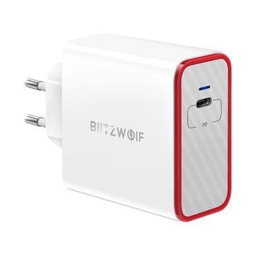 BlitzWolf® BW-PL4 45W מטען מהיר טייפ סי מבית בליטז וולף