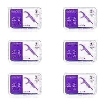 300 יח' קיסמי-חוט דנטלי מעולים של Xiaomi Soocas
