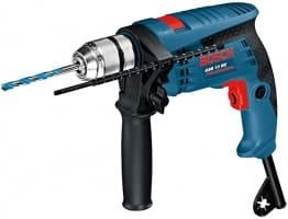לחטוף! מקדחה רוטטת מקצועית בצלילת מחיר! Bosch GSB 13 RE Impact Drill רק ב₪269!