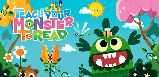 הילדים בבית? שילמדו אנגלית! משחק Teach Your Monster to Read היום בחינם! לאנדרואיד/אייפד