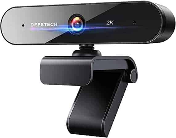 """מצלמת רשת DEPSTECH QHD ברזולוציית 2K! רק ב110 ש""""ח כולל משלוח מאמזון!"""