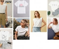 T-Shirts לכולן! לקט טישירט לנערות ונשים!