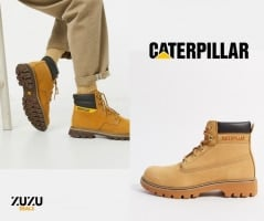 "Caterpillar נעליים גבוהות לנשים וגברים רק ב215 ש""ח!"